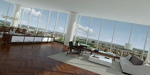 One57 Penthouse: $90 млн.