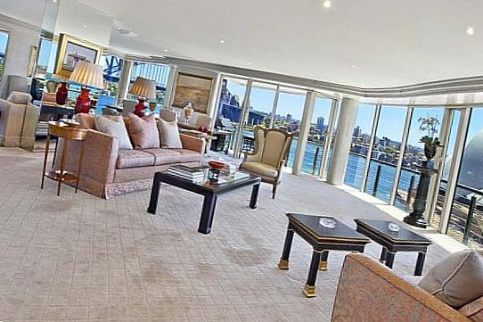 Sidney Harbor Front Penthouse: $30 млн.