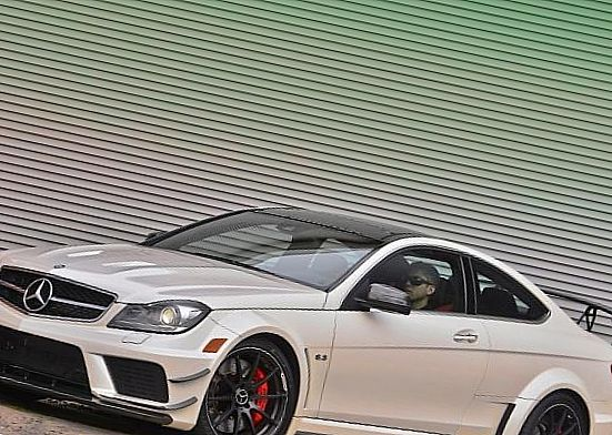 Mercedes-Benz C63 AMG Coupe 2014