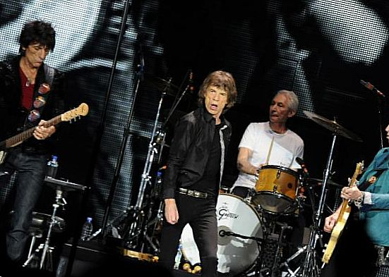 The Rolling Stones, 50 and Counting Tour: $1,044