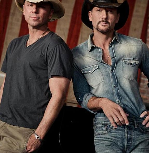 Kenny Chesney and Tim McGraw, Brothers of the Sun Tour: $200