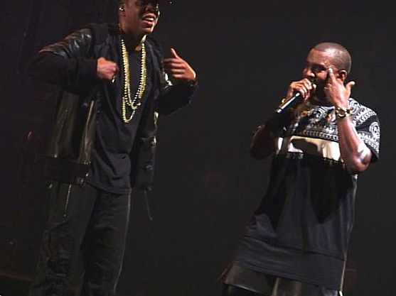 Jay Z and Kanye West, Watch the Throne Tour: $603