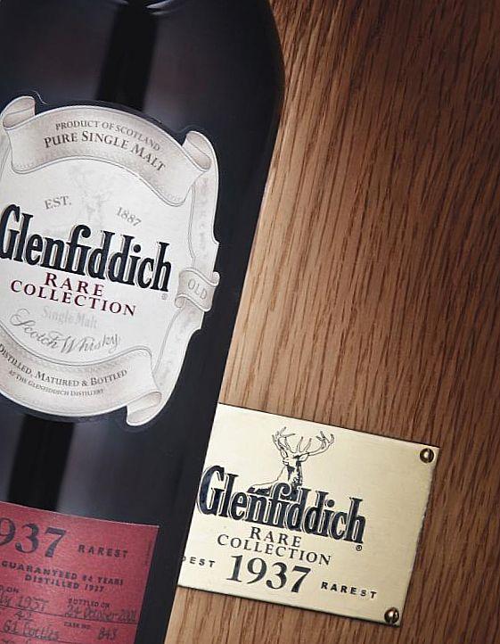 Glenfiddich 1937 - $ 20,000