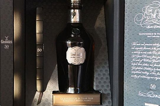 Glenfiddich 50 Year Old – $22,000