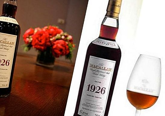 The Macallan Fine and Rare 1926 – $75,000