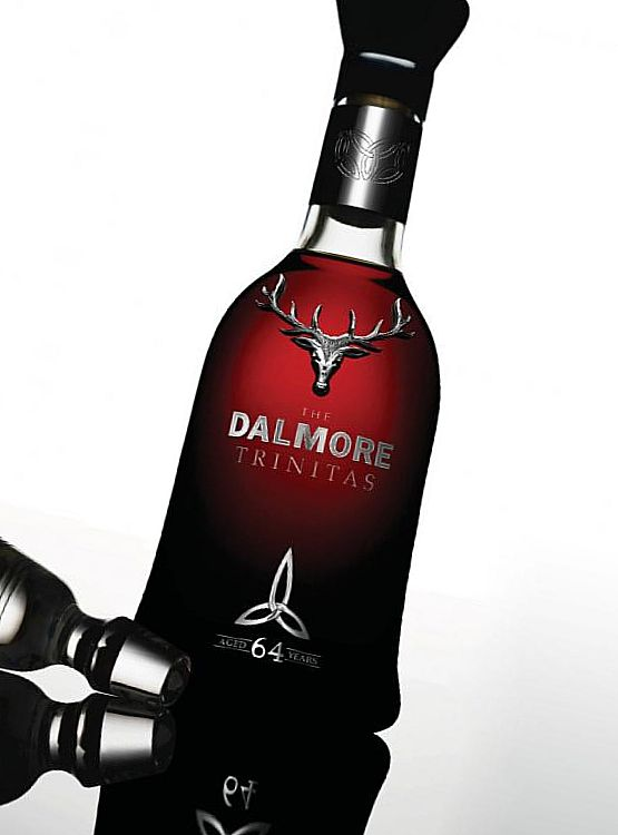 Dalmore 64 Trinitas - $ 160,100 | The most expensive whiskey in world