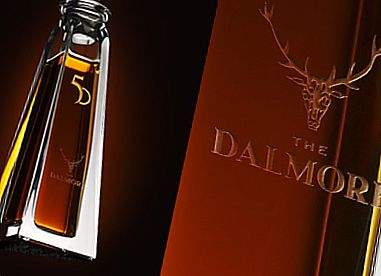 Dalmore Decanter, 50 years old - $ 11,000