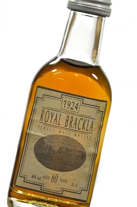 Royal Brackla 1924 – $12,000
