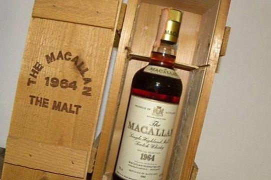 Macallan 1964 - $ 12,000
