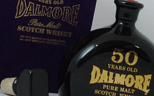 Dalmore 1926, 50-year old - $ 12,000