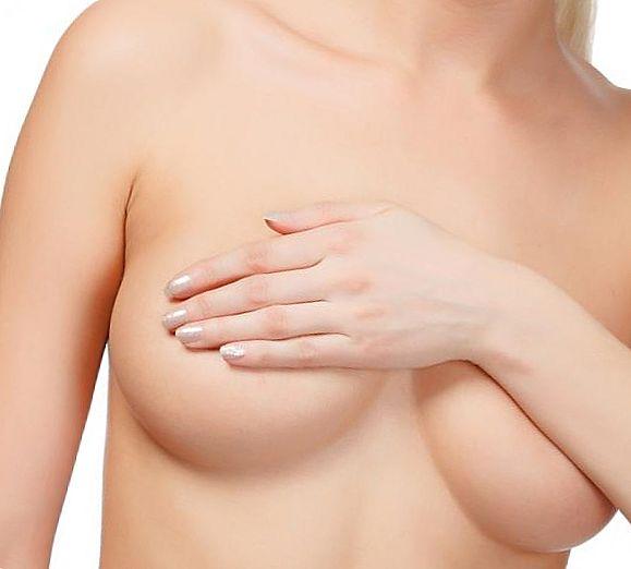 женская грудь без сосков фото