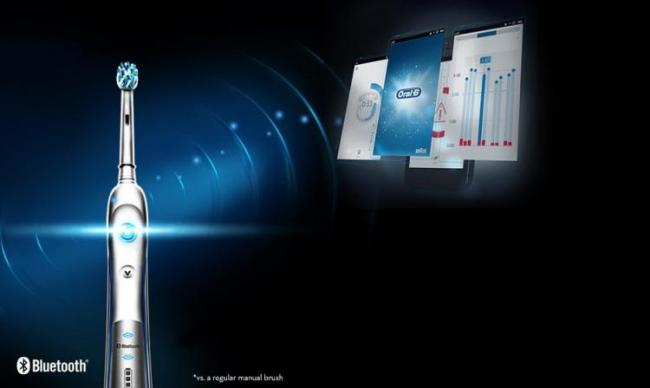 Oral-B Vitality Floss Action