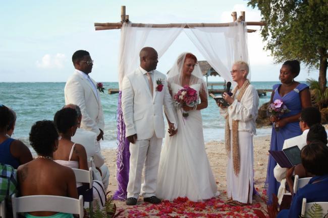 Wedding in Tobago