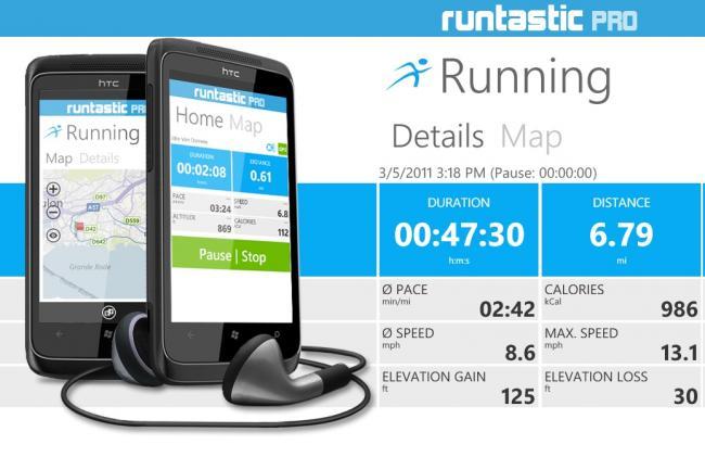 runastic pro