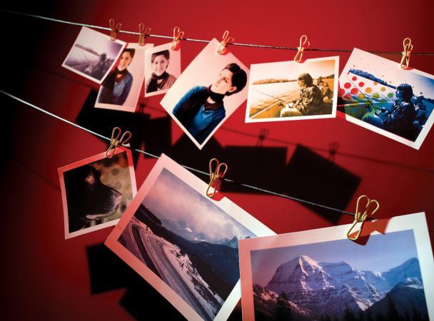 цифровые фотографии