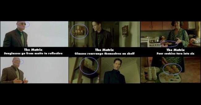 cinemaps in the matrix