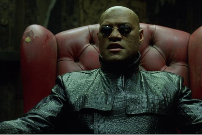 morpheus could look different