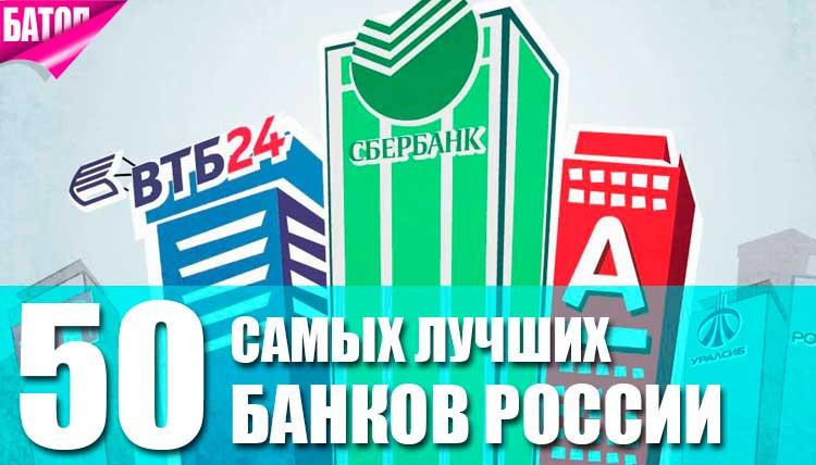самые лучшие банки России