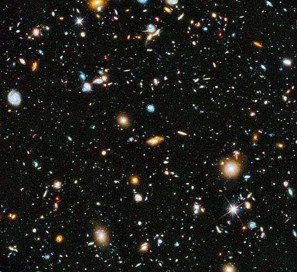 hubble ultra deep field 2017 - photo #10
