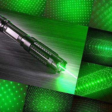 Эффекты лазерной указки