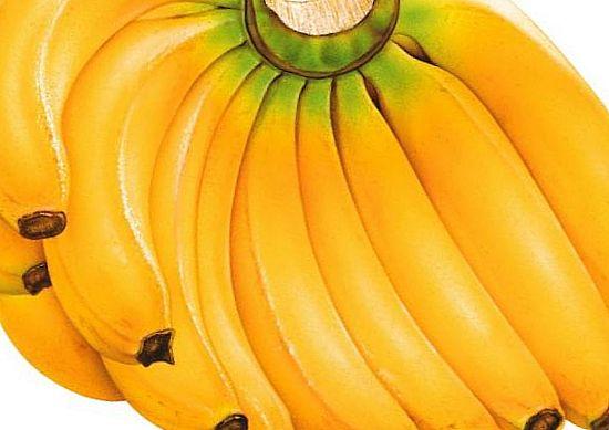 Перезревший банан рецепт 165