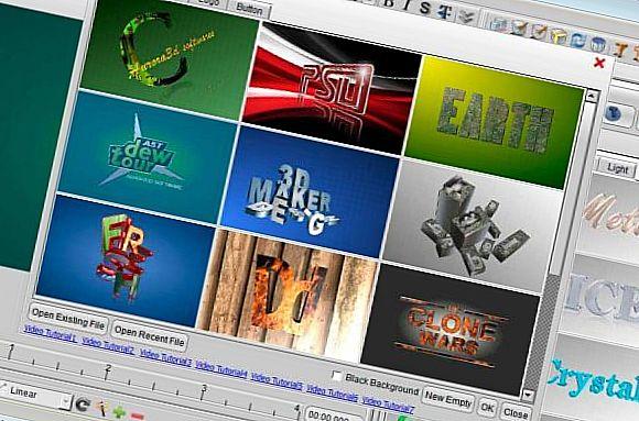 Анимации для программу персонажа
