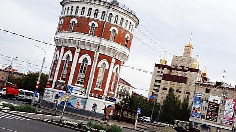 Оренбург, проспект Победы