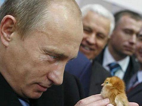 Путин занимался сексом с девушками