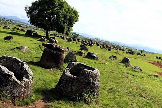 The Plain of Jars, Лаос