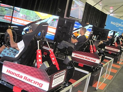 SimXperience Stage 5 Full Motion Racing Simulator
