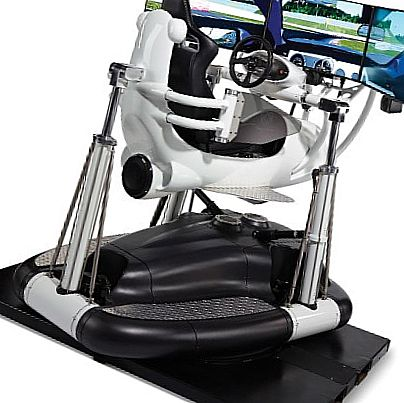 Hammer Schlemmer Stock Car Racing Simulator