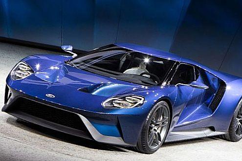 2017 Форд GT
