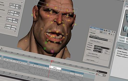 Softimage Face Robot