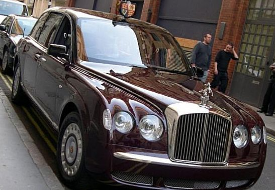 Bentley State Limousine