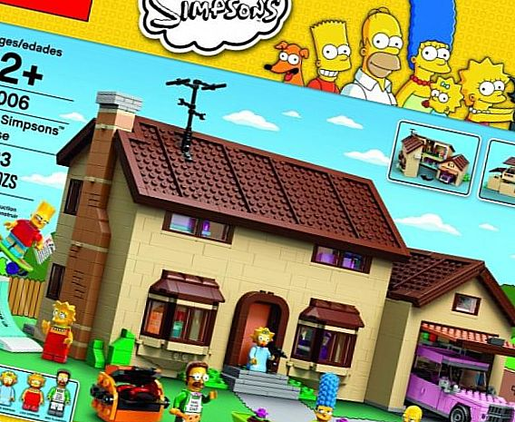The Simpson`s House