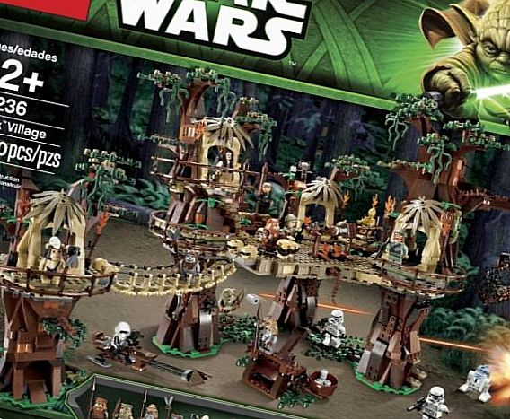 Star Wars Ewok Village