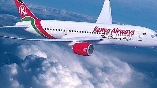 Кенийская авиалиния