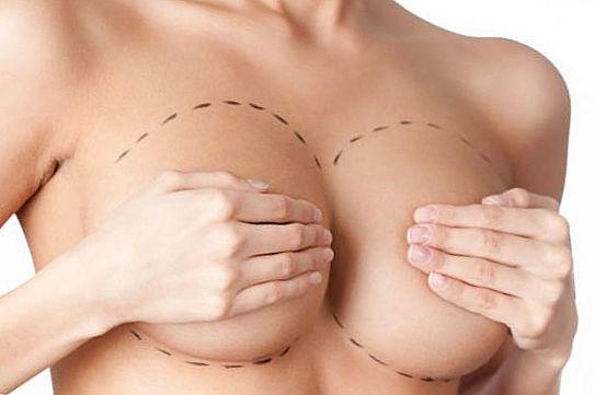 Как увеличить грудь без операций без таблеток
