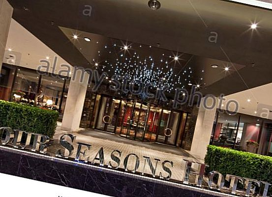 Four Seasons Hotel London Park Lane, массаж в четыре руки: $ 410