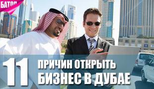 Почему Дубай лучшее место для инвестиций