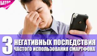 Как смартфон портит вашу осанку и настроение