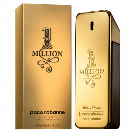 Paco Rabanne 1 Million By Paco Rabanne For Men Edt Spray