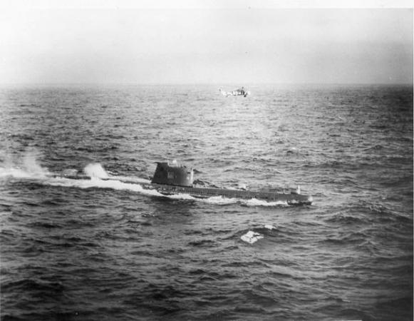 Подводная лодка В-59