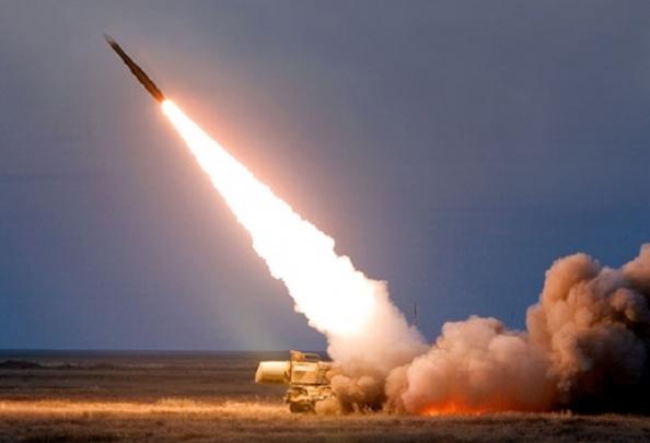 Ракетное нападение