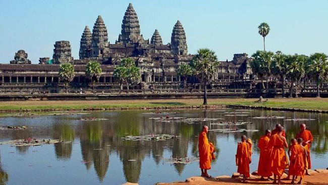 Кампучия/Камбоджа