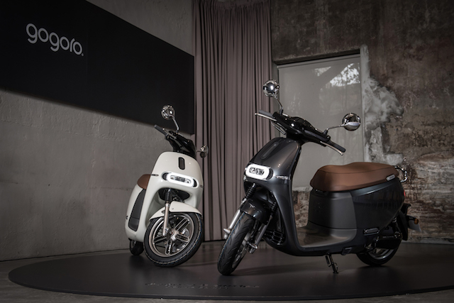 Gogoro Smartscooter 2 Deluxe Edition