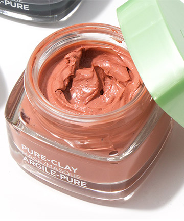 Маска L'Oreal Paris Pure Clay Exfoliate and Refining Mask