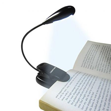 Lighting EVERLED Rechargeable Reading Light