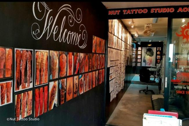 Nut Tattoo Studio
