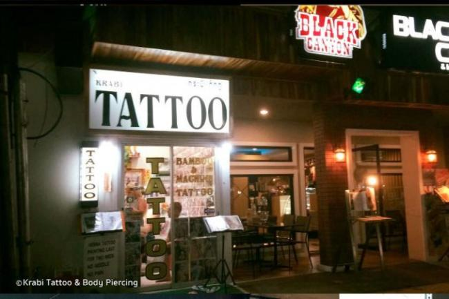 Krabi Tattoo & Body Piercing